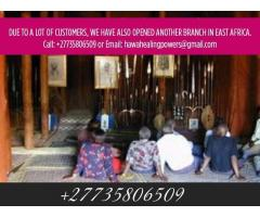 SPIRITUAL HERBALIST HEALER/ BUSINESS SPELLS/ CLEAR DEBTS +27735806509