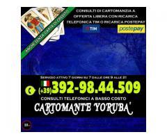 ¸.•*´¨`*•.¸Consulti con il Cartomante Yoruba'¸.•*´¨`*•.