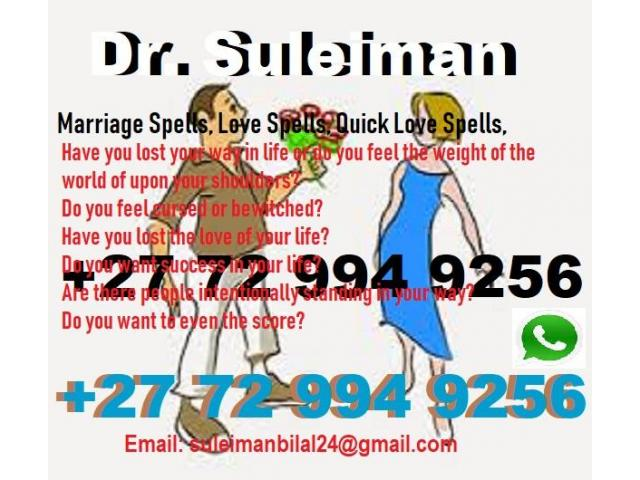 ••• +27729949256••• ____) TRADITIONAL SPIRITUAL HEALER IN SHOSHANGUVE, VOSLOORUS