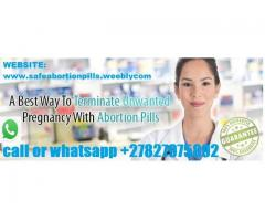 ••• +27827975892•••☎  Trusted abortion clinic - pills for sale in  DOBSONVILLE